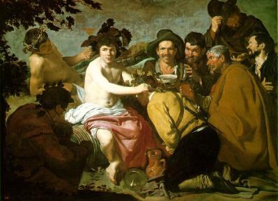 Los borrachos o triunfo de Baco
